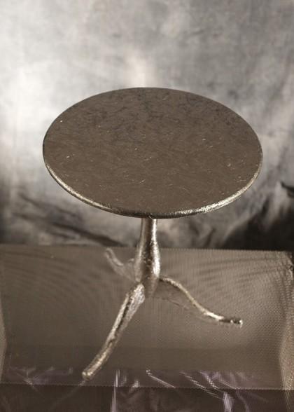 Tavolino 4 argento