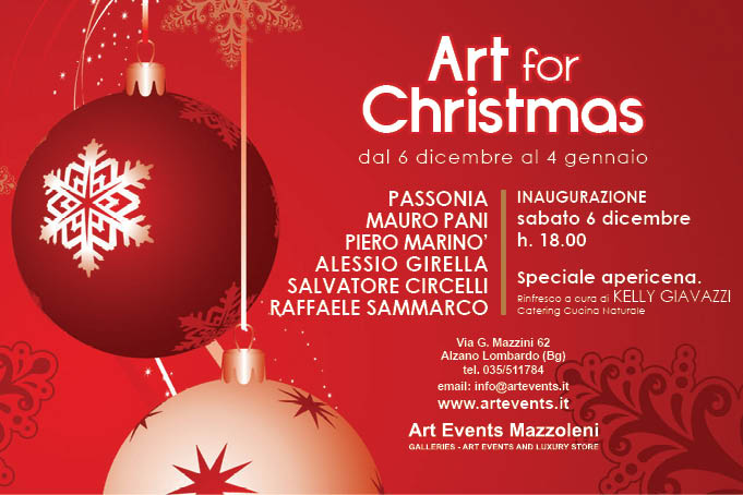 invito Art for Christmas